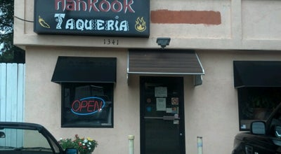 Photo of Korean Restaurant Hankook Taqueria at 1341 Collier Rd Nw, Atlanta, GA 30318, United States