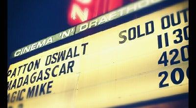 Photo of Movie Theater Arlington Cinema 'N' Drafthouse at 2903 Columbia Pike, Arlington, VA 22204, United States