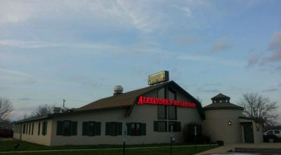 Photo of American Restaurant Alexander's Steakhouse at 202 W Anthony Dr, Champaign, IL 61822, United States