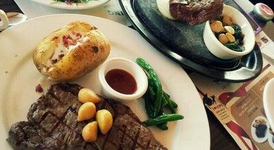 Photo of Steakhouse 빕스 (VIPS) at 남동구 인주대로 556, 인천광역시 21569, South Korea