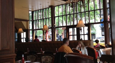 Photo of Restaurant Brasserie Athenee at 300 W 46th St, New York, NY 10036, United States