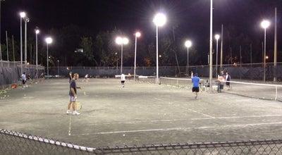 Photo of Tennis Court Flamingo Park Tennis Center at 999 11th St, Miami Beach, FL 33139, United States