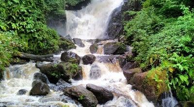 Photo of Park Torc Waterfall at Torc Mountain, Killarney, Ireland