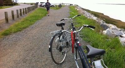 Photo of Trail West Dyke Trail - North at Terra Nova, Richmond, BC, Canada