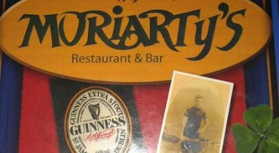 Photo of Nightclub Moriarty's Restaurant / Irish Pub at 1116 Walnut St, Philadelphia, PA 19107, United States