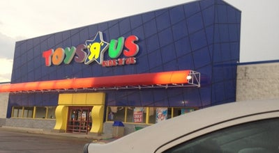 Photo of Toy / Game Store Toys R Us at 9251 E Washington St, Indianapolis, IN 46229