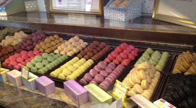 Photo of French Restaurant Laduree at Via Spadari 6, Milan 20123, Italy