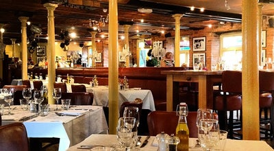 Photo of French Restaurant Brasserie Blanc at Sovereign Street, Leeds LS1 4BJ, United Kingdom