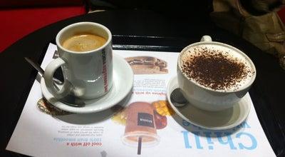 Photo of Coffee Shop Aroma Espresso Bar at 220 Yonge St, Toronto, ON M5B 2H1, Canada