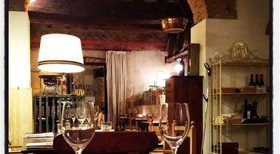 Photo of Italian Restaurant Enoteca Ferrara at Via Del Moro, 1, Rome 00100, Italy