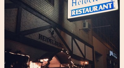 Photo of German Restaurant Heidelberg Restaurant at 1648 2nd Ave, New York, NY 10028, United States