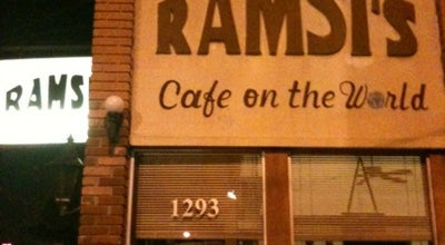 Photo of Restaurant Ramsi's Cafe On the World at 1293 Bardstown Rd, Louisville, KY 40204, United States