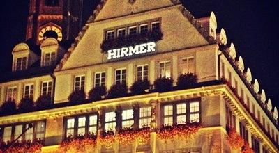 Photo of Restaurant Hirmer at Kaufingerstr. 28, Munich 80331, Germany