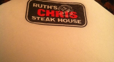 Photo of Steakhouse Ruth's Chris Steakhouse at 1000 Harbor Blvd , Weehawken, Nj 7086, Weehawken, NJ 07086, United States