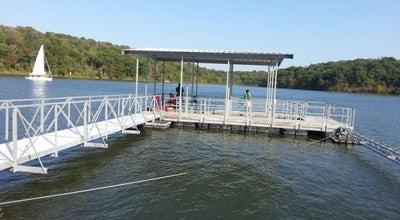 Photo of Lake Lake Jacomo Marina at United States