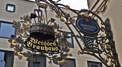 Photo of German Restaurant Weisses Brauhaus at Tal 7, Munich 80331, Germany