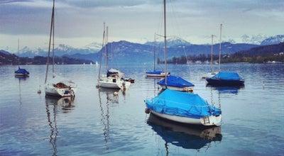 Photo of Lake Seepromenade at Nationalquai, Luzern 6000, Switzerland