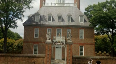 Photo of Historic Site Governor's Palace at Northern End Of Palace Green, Williamsburg, VA 23185, United States