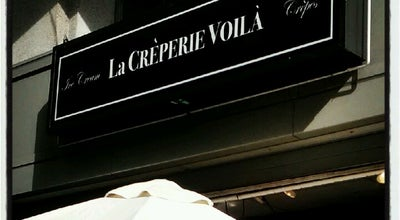 Photo of French Restaurant La Creperie Voila at 707 Pike St, Seattle, WA 98101, United States