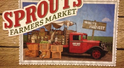 Photo of Grocery Store Sprouts Farmers Market at 4630 Palm Ave, La Mesa, CA 91941, United States