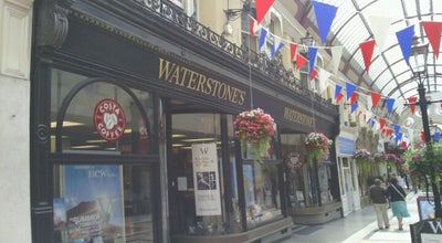 Photo of Restaurant Waterstones at 14-16 The Arcade, Bournemouth BH1 2AH, United Kingdom