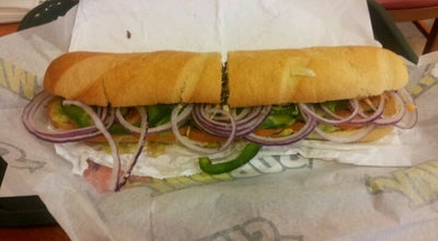 Photo of Sandwich Place Subway at Turfmarkt 246, Den Haag 2511 DJ, Netherlands