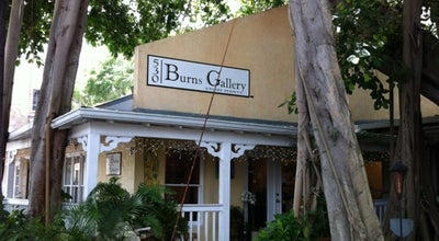 Photo of Art Gallery Burns Gallery at 530 Burns Ln, Sarasota, FL 34236, United States