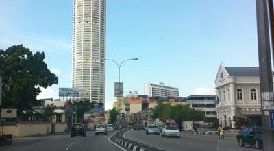 Photo of Mall Kompleks Tun Abdul Razak (KOMTAR) at Menara Komtar, George Town 10000, Malaysia
