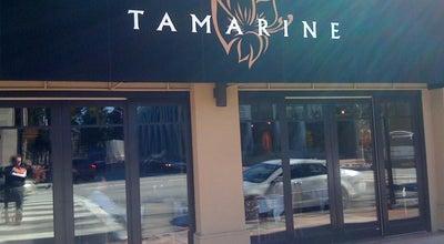 Photo of Asian Restaurant Tamarine Restaurant at 546 University Ave., Palo Alto, CA 94301, United States