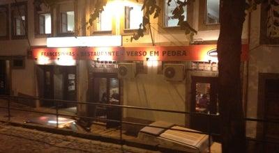 Photo of Modern European Restaurant Verso em Pedra at Rua Da Armenia 12-14-16, Porto, Portugal