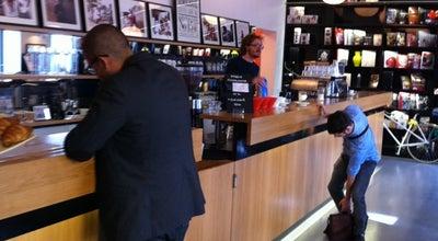 Photo of Cafe Democratic Coffee at Krystalgade 15, Copenhagen, Denmark