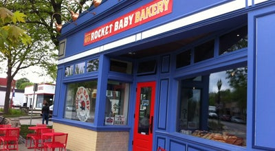 Photo of Cafe Rocket Baby Bakery at 6822 W North Ave, Wauwatosa, WI 53213, United States