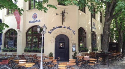 Photo of German Restaurant Wirtshaus In Der Au at Lilienstr. 51, Munich 81669, Germany