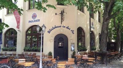 Photo of German Restaurant Wirtshaus In Der Au at Lilienstr. 51, Munich 81669, Germany