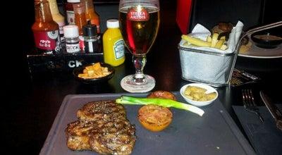 Photo of Restaurant Black Bar N Burger at קניון לב המפרץ, Haifa, Israel