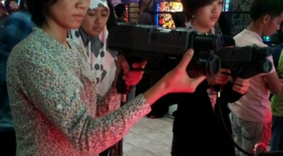 Photo of Arcade The Mall Arcade at Brunei