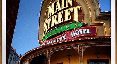 Photo of Hotel Main Street Station Hotel & Casino at 200 North Main Street, Las Vegas, NV 89101, United States