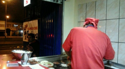 Photo of Burger Joint Sánguches Bárbaros at Av. Oscar Benavides Cdra 46., Bellavista, Peru