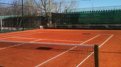 Photo of Tennis Court Ace Tennis Club at Λεωφ. Ανθούσας 9, Ανθούσα 153 49, Greece