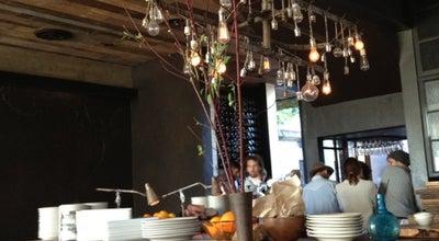 Photo of American Restaurant Gjelina at 1429 Abbot Kinney Blvd, Los Angeles, CA 90291, United States