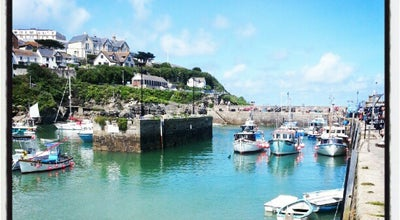 Photo of Beach Newquay Harbour Beach at S Quay Hill, Newquay, United Kingdom