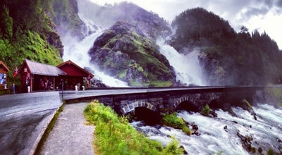 Photo of Other Great Outdoors Latefossen at Odda, Norway