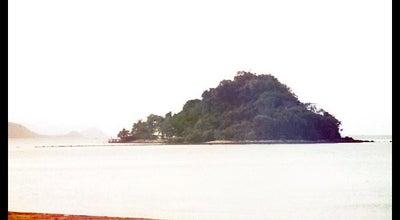 Photo of Beach Paknam Chumphon Beach (ชายทะเล ปากน้ำชุมพร) at Paknam, Mueang Chumphon, Thailand