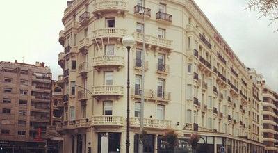 Photo of Hotel Hotel de Londres y de Inglaterra at Calle De Zubieta, 2, San Sebastian - Donostia 20007, Spain