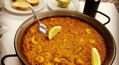 Photo of Seafood Restaurant La Pepica at Paseo Neptuno 6, Valencia 46011, Spain