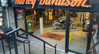Photo of Tourist Attraction Clare's Harley Davidson at the Falls at 4945 Clifton Hill, Niagara Falls, ON L2G 3N5, Canada
