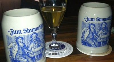 Photo of German Restaurant Zum Stammtisch Restaurant at 6946 Myrtle Ave, Glendale, NY 11385, United States