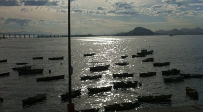 Photo of Seafood Restaurant Ancoramar Restaurante at Pç. Mal. Âncora, 184, Rio de Janeiro 20021-200, Brazil