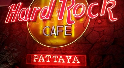 Photo of American Restaurant Hard Rock Cafe Pattaya at 429 Moo 9, Bang Lamung 20150, Thailand