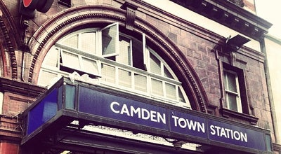 Photo of Neighborhood Camden Town at Arlington Road, Camden NW1, United Kingdom